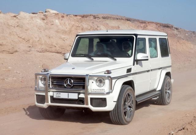 Sheikh-Mohammed-G-Car