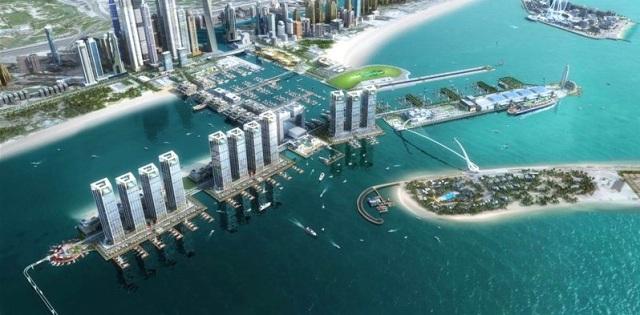 dubai-harbour